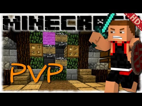 Minecraft PvP #137 - Project Ares