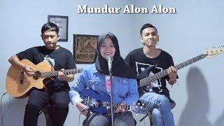 MUNDUR ALON ALON - ILUX ID Cover by Ferachocolatos ft. Gilang & Bala