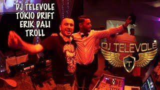 DJ TELEVOLE - Tokio Drift Erik Dali Troll 2018 FULL HD