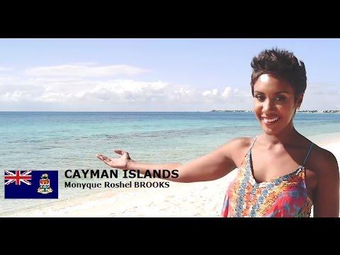 CAYMAN ISLANNDS - Monyque Roshel BROOKS- Contestant Introduction: Miss World 2016