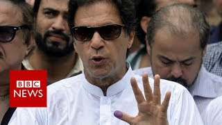 Pakistan election: Five things to know about Imran Khan - BBC News
