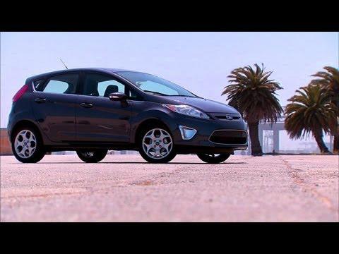 2012 Ford Fiesta - Car Tech