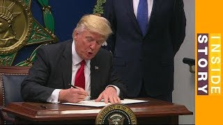What are the consequences of Trump's refugee policies? - Inside Story