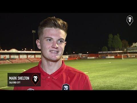 Tamworth 1-2 Salford City - Mark Shelton post-match interview
