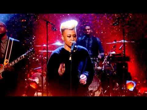 Emeli Sandé | Next To Me - Live on The Graham Norton Show