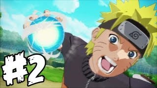 Naruto Shippuden Ultimate Ninja Storm Generations Walkthrough Part 2 - Naruto Gameplay