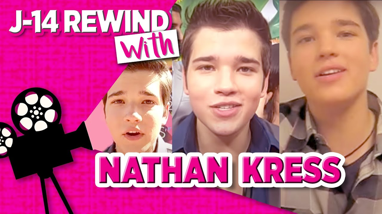 Nathan Kress Talks iCarly Pranks in Old Interviews | J-14 Rewind