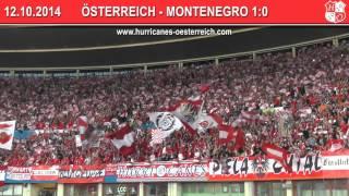 Österreich - Montenegro // Austria - Montenegro 1:0, 12.10.2014 (Hurricanes)