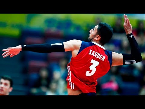 TOP 10 Amazing Volleyball Moments by Taylor Sander | Champions Cup 2017