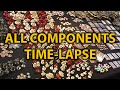 All Components Time-lapse + Storage Solution - Descent 2nd Edition: Journeys in the Dark