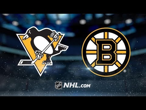Pittsburgh Penguins vs Boston Bruins | Nov.23, 2018 | Game Highlights | NHL 2018/19 | Обзор Матча