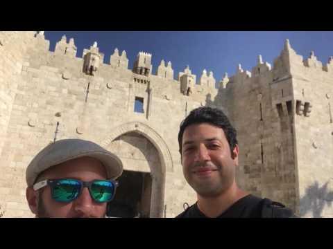 Jerusalem Israel Damascus Gate!
