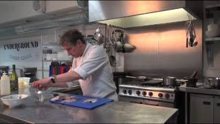 Fillet Of Bream With Fresh Beans And A Lemon Beurre Blanc - Underground Cookery School Recipe