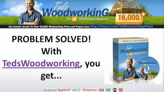 Free Woodworking Designs - Free Building Plans
