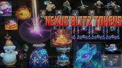 Nexus Token League of Legends Nexus Tokens League of Legends Nexus Blitz Gameplay 8.24 Snowdown 2018