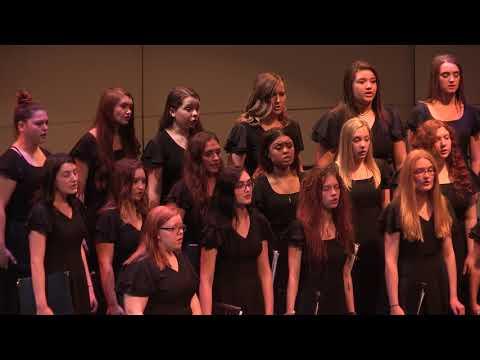 MHS Spring Choir Concert, May 3rd, 2018