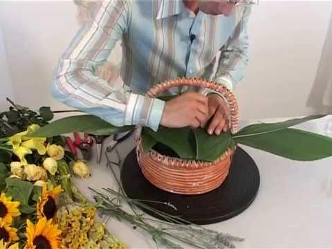 Art Floral Composition (Tutoriel)