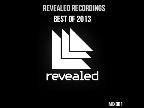 Revealed Recordings - Best Of 2013 | Mixed By Madroyd