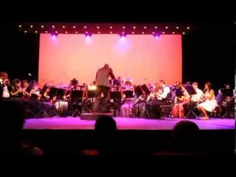 The Cape Town Philharmonic Youth Wind Ensembles' Stevie Wonder Tribute