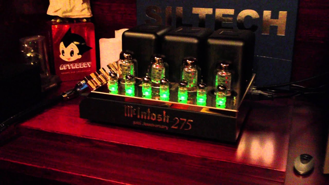 mcintosh 50th anniversary