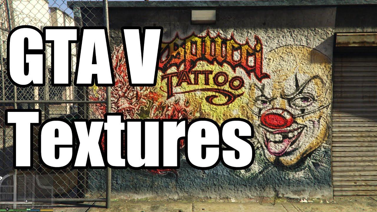 GTA V Texture Quality Screenshot Comparison & Performance