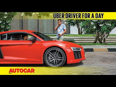 Uber driver for a day in an Audi R8   Feature   Autocar India