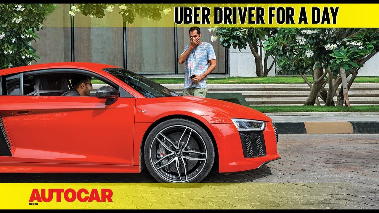 Uber Driver For A Day In An Audi R8 Feature Autocar