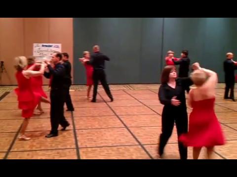Viennese Waltz - ASA Formation Team 2012-03-31