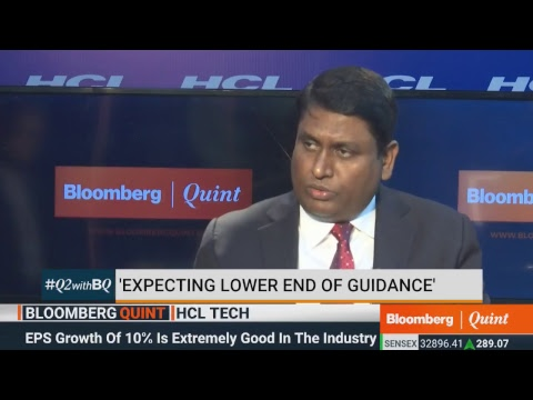 HCL Technologies Meets Q2 Estimates