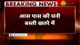 Breaking News: Kanpur में लगी भीषण आग