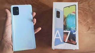 Samsung A71 5G Unboxing