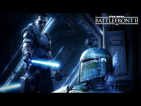 Star Wars Battlefront II Trailer | Recreated in The Force Unleashed II
