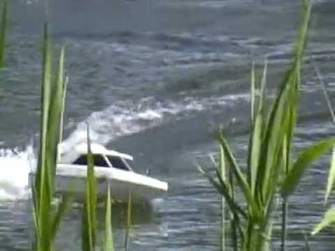 Fast Water-Jet driven KMB-Daycruiser