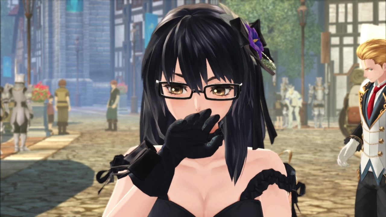 Velvet Cant Be This Cute Tales Of Berseria Youtube