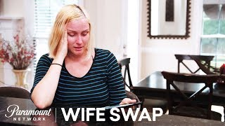'There's Only One Place & That's 1st Place' | Wife Swap Sneak Peek