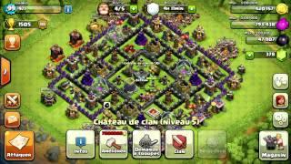 [Clash of Clans] Rejoignez la BxTeam !
