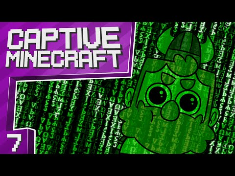 WE HACKED THE GAME - Captive Minecraft 1.10 [#7]