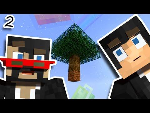 Minecraft: Sky Factory Ep. 2 w/ X33N - MY EYES