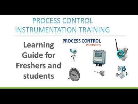 PROCESS CONTROL INSTRUMENTATION TRAINING