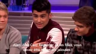 One Direction - Alan Carr Chatty Man [2011] VOSTFR