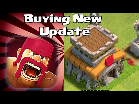 Buying NEW UPDATE!!! 2014 PRODUCT (RED) Clash of clans Charity event