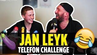 JAN LEYK Telefon Challenge #latenightversion