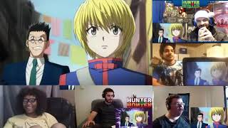 Hunter x Hunter Episode 2 - Reaction Mashup