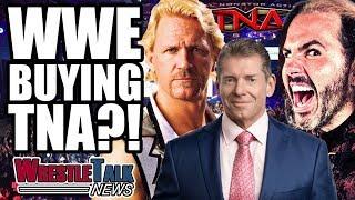 WWE Buying TNA Broken Hardys FINALLY To Raw  WrestleTalk News Sept 2017
