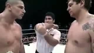 Один из лучших боев Александра Емельяненко!!!