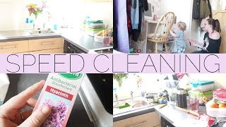 SPEED CLEAN MY ENTIRE HOUSE WITH ME! | Love, Maisie