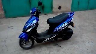 Ta'mirlash scooter Racer Meteor