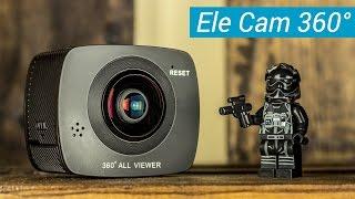 ele Cam 360. Китайские 360 градусов. Подробный обзор Elephone Ele Camera 360