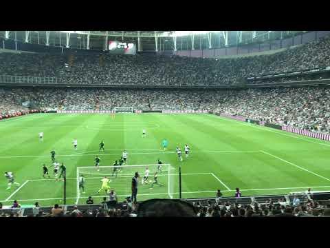 Duśko tośić 1. Gol Beşiktaş-Bursaspor