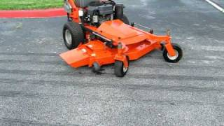 2006 Husqvarna walk behind mower for sale on ebay!!!